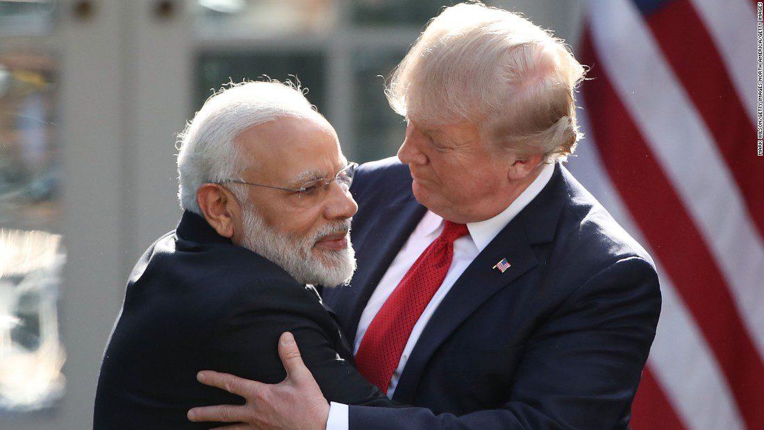 Trump Offers Ventilators to India