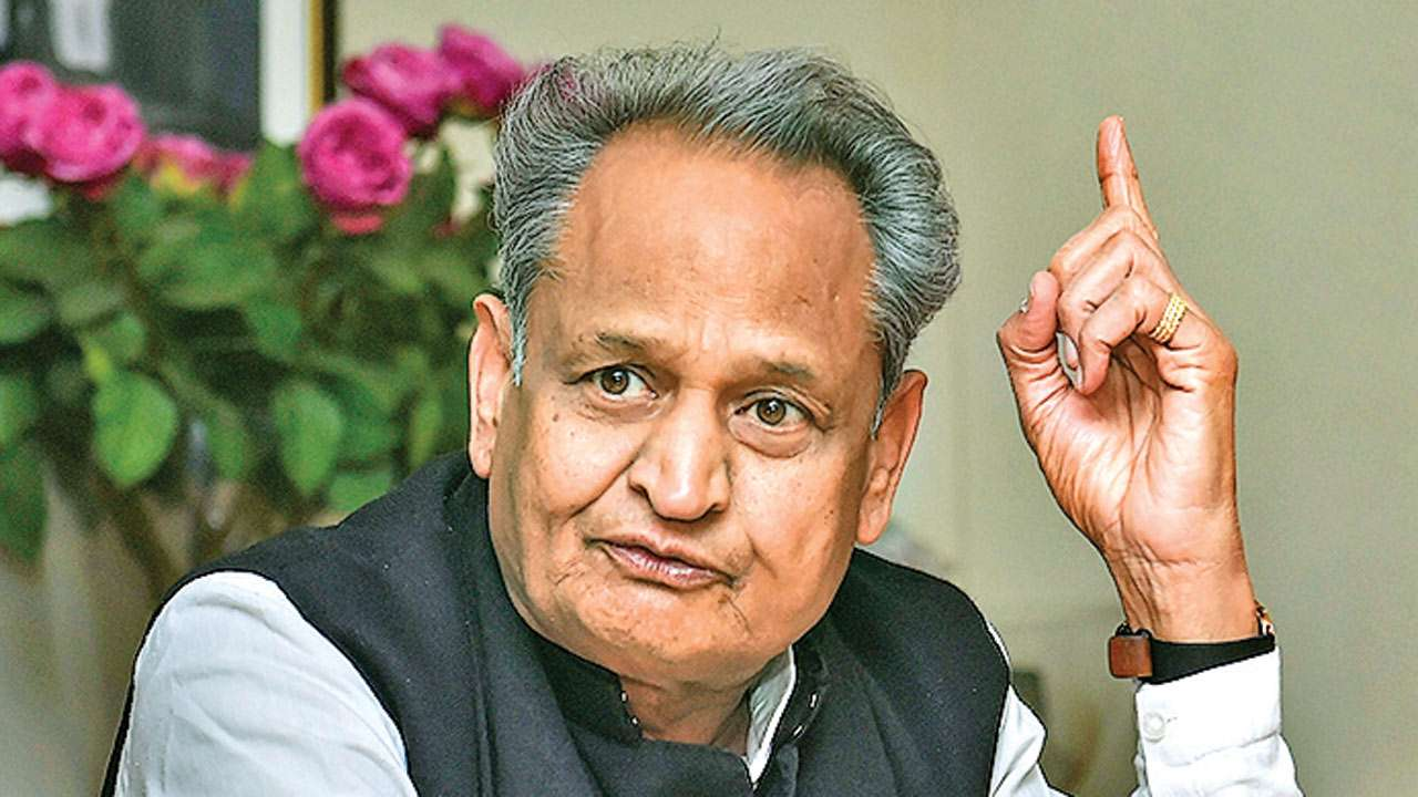 Gehlot Govt to give 8 Plants in every house of Rajasthan