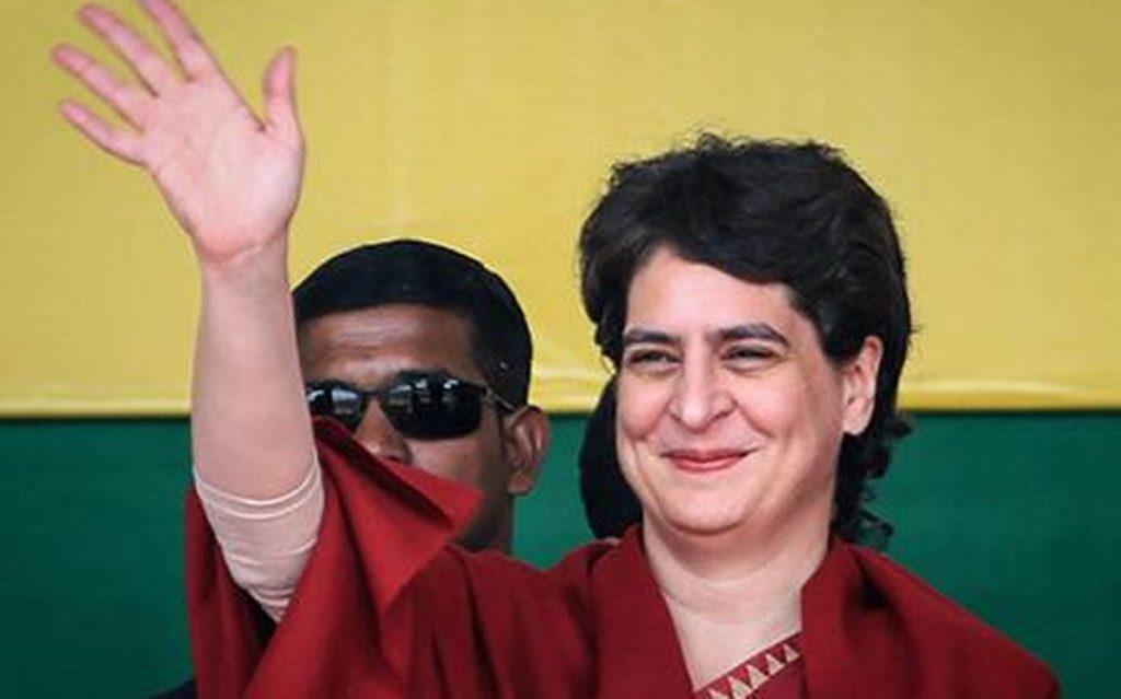 Priyanka Gandhi Changed Equations of UP