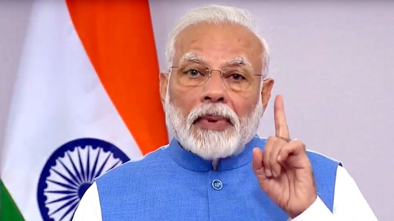 PM Modi Corona Spike
