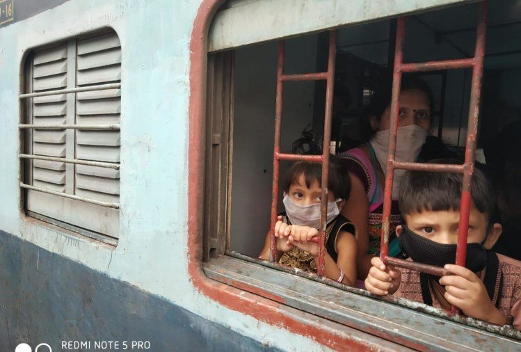 Shramik Train