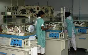 Delhi ICU Bed
