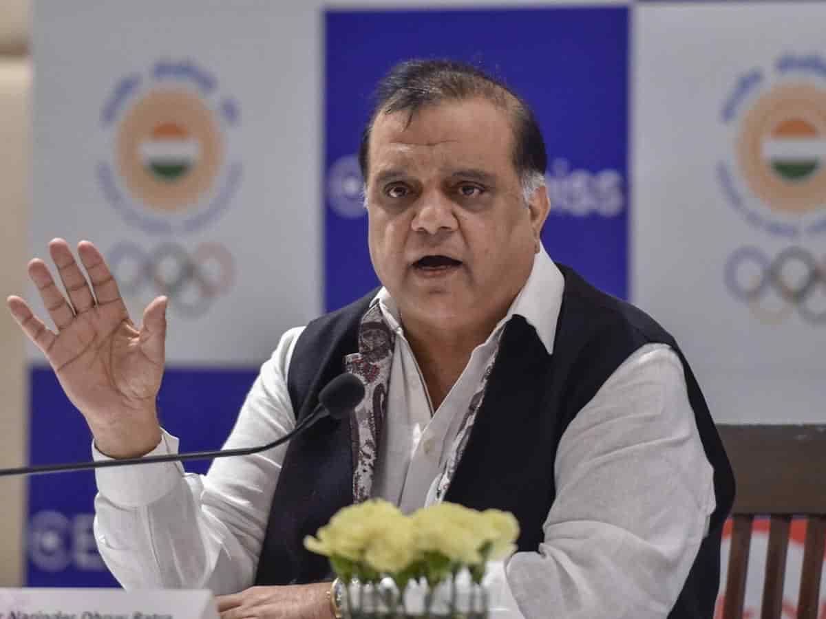 Hockey India IOA Chairman