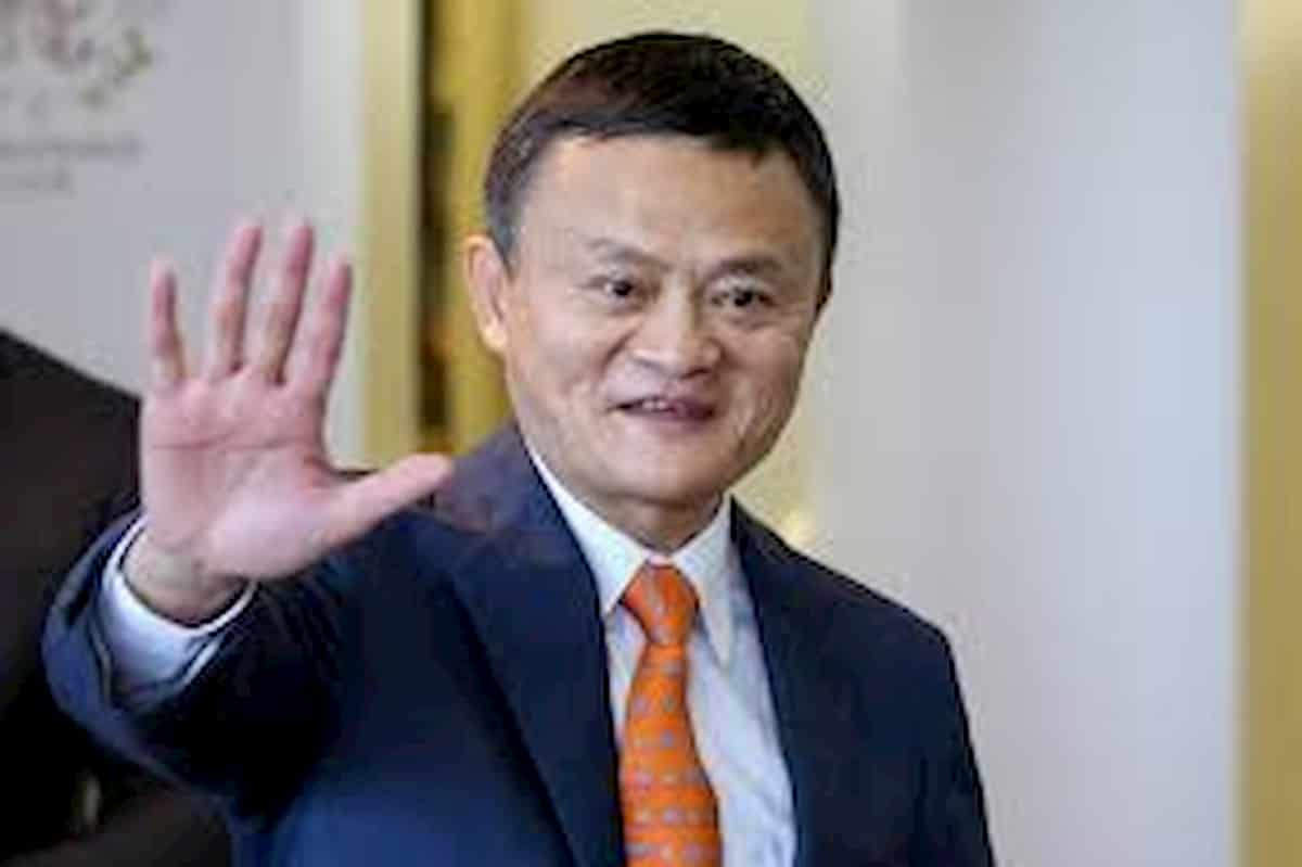 Jack Ma Resigns From Alibaba Board