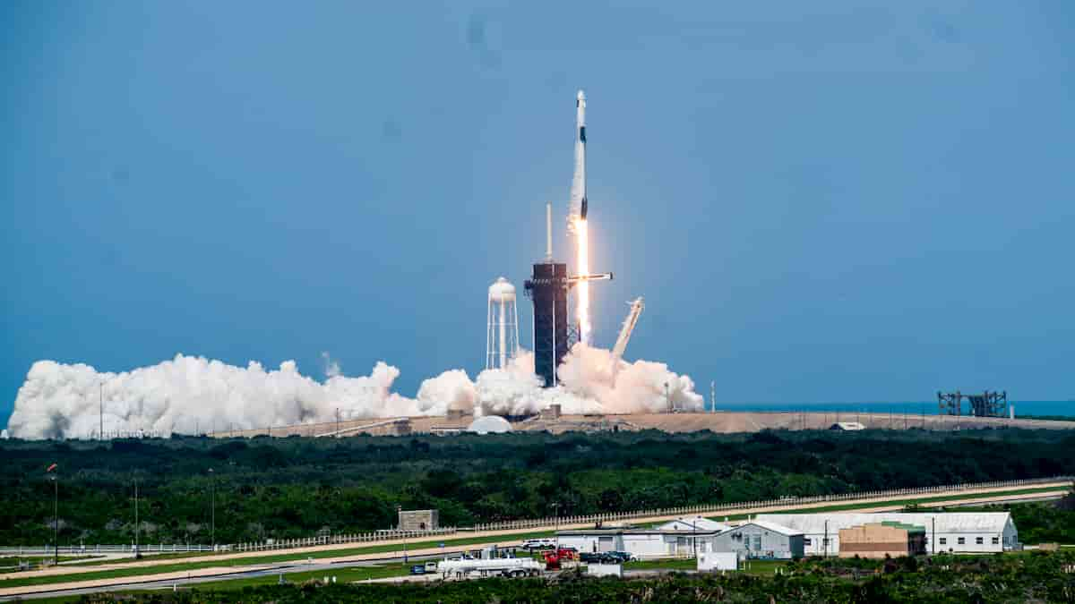 SpaceX Launch : NASA Creates History | inFeed