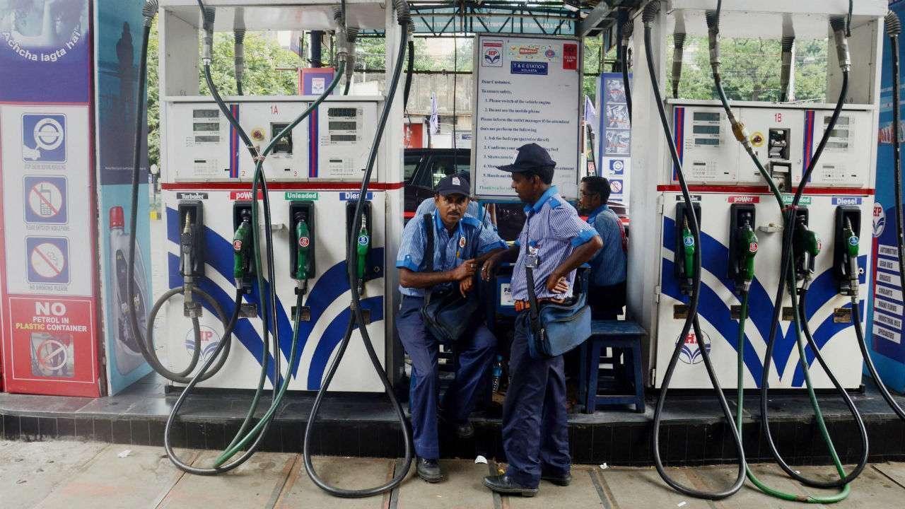Delhi Petrol Price