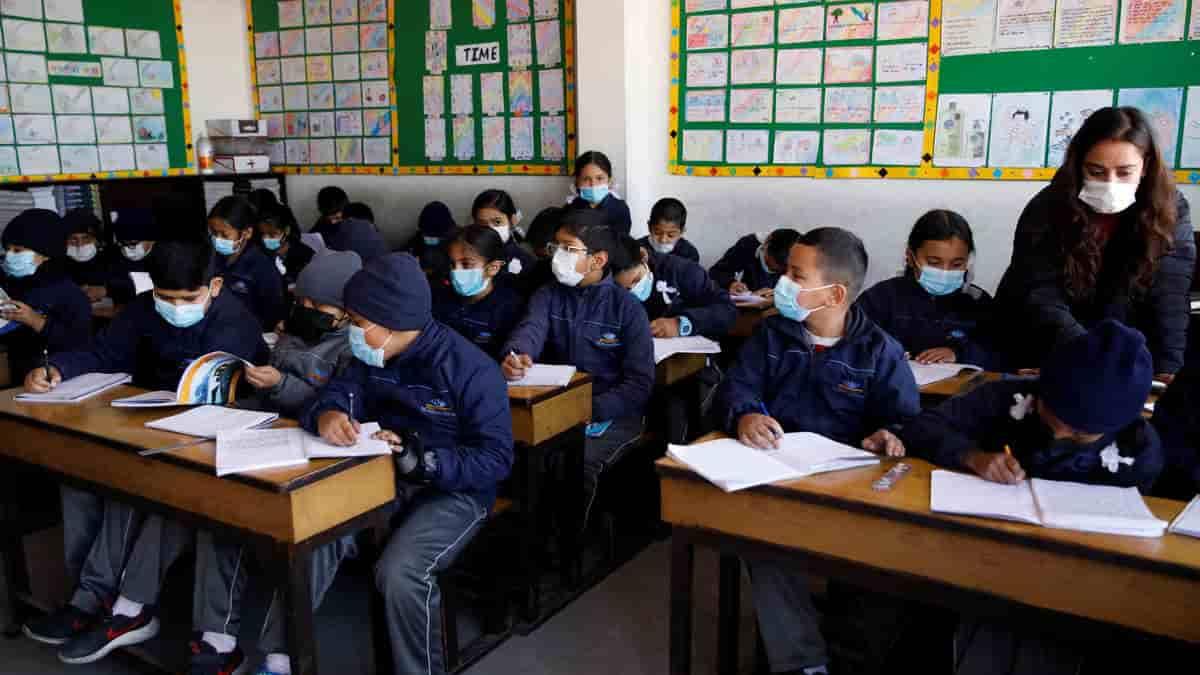 Schools opening