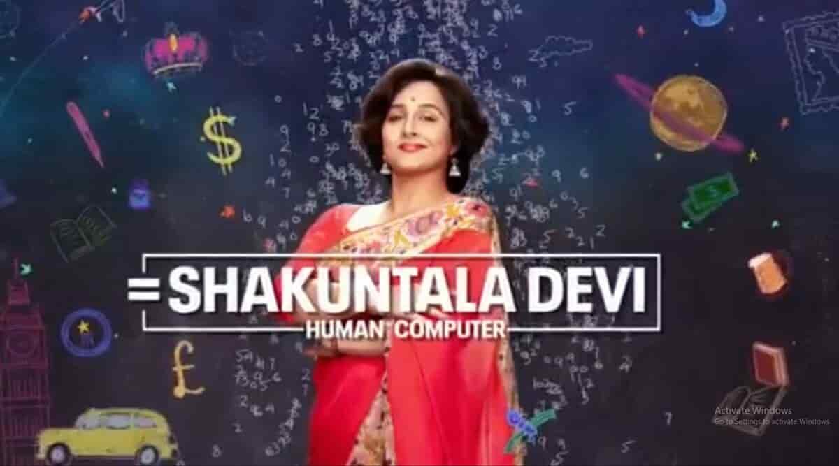 Vidya Balan Shakuntala