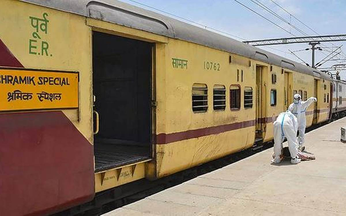 97 Migrants Died in Shramik Special Trains