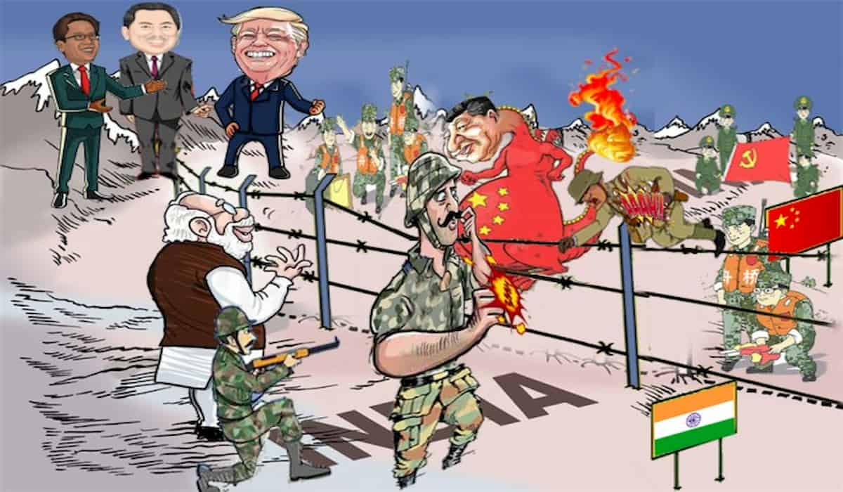 Can India Handle Chinese Aggression