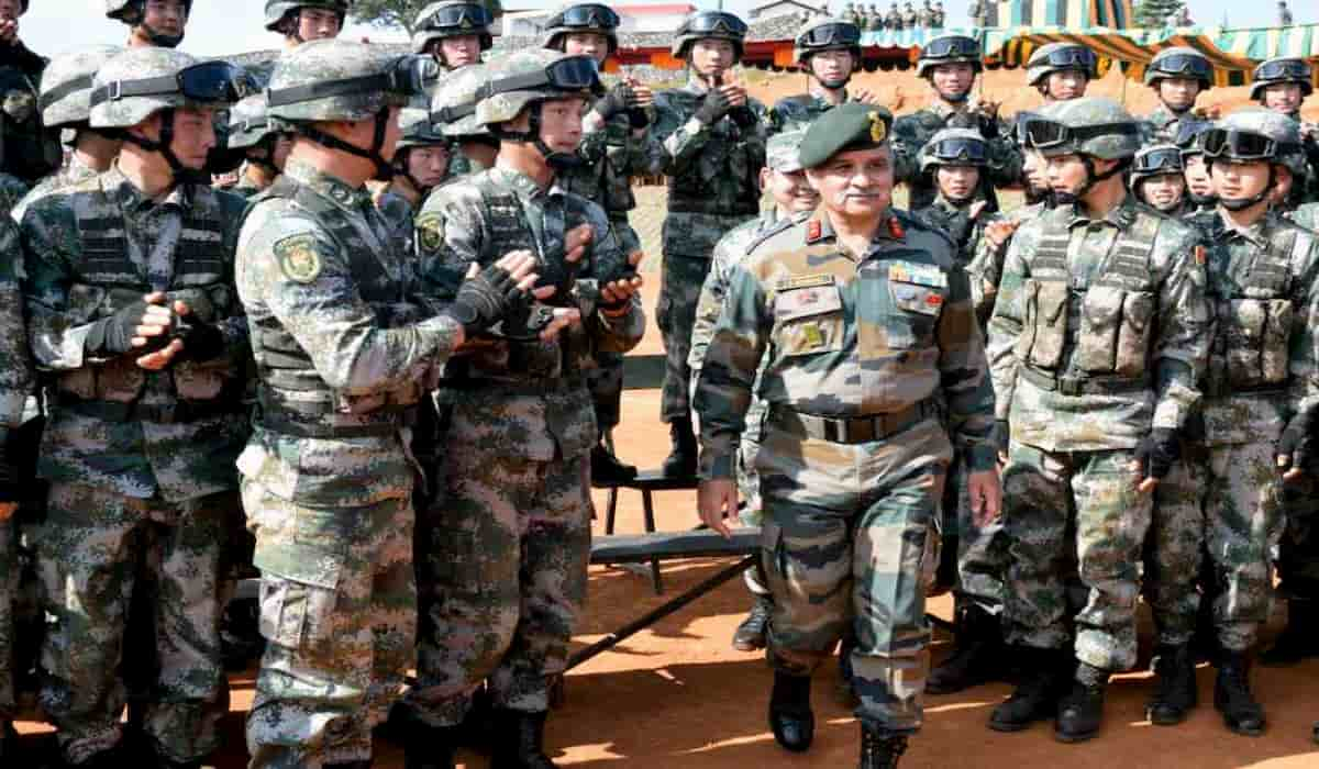 Chinese Force Captures 5 people from Arunachal Pradesh