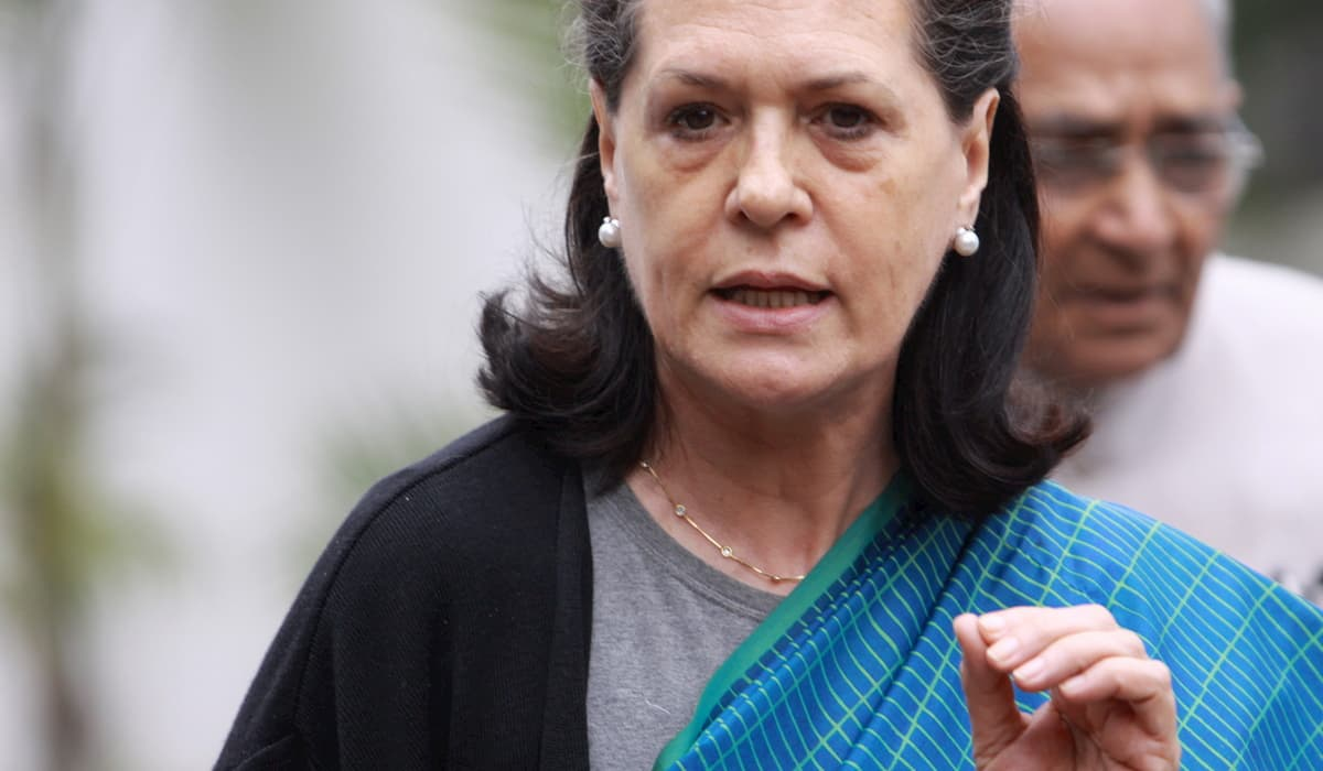 Sonia Gandhi on Petrol Hike