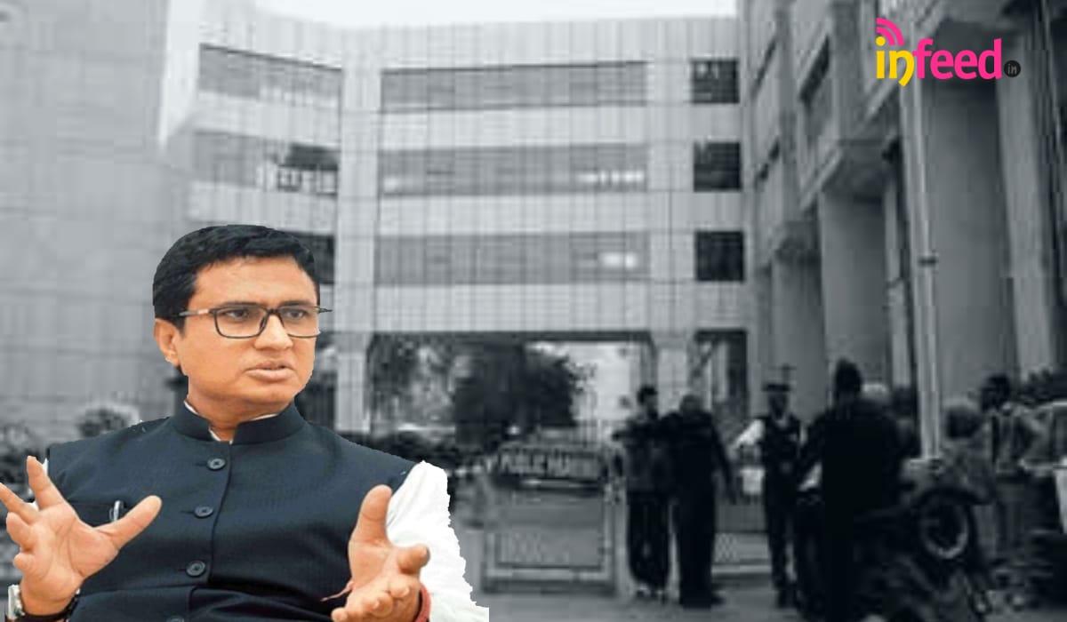 Anil Chaudhary attacks Kejriwal