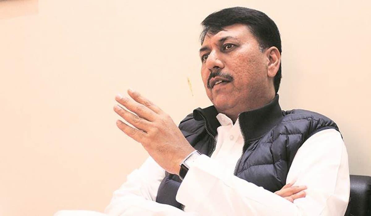 Amit Chavda Gujarat Congress