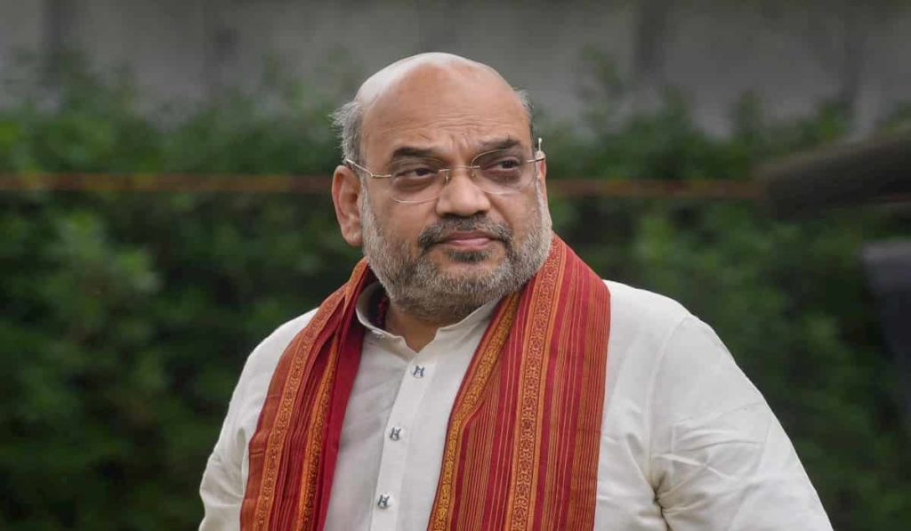 Union Home Minister Amit Shah Tests positive for Corona