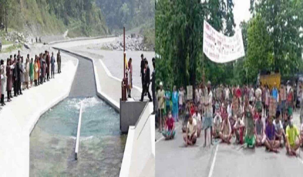 BhutanStops Water Supply to India