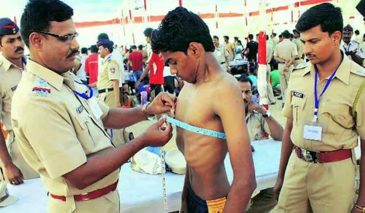Bihar Police Training