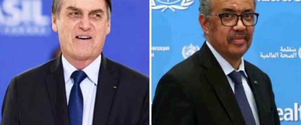 Brazil Threatens to Leave WHO