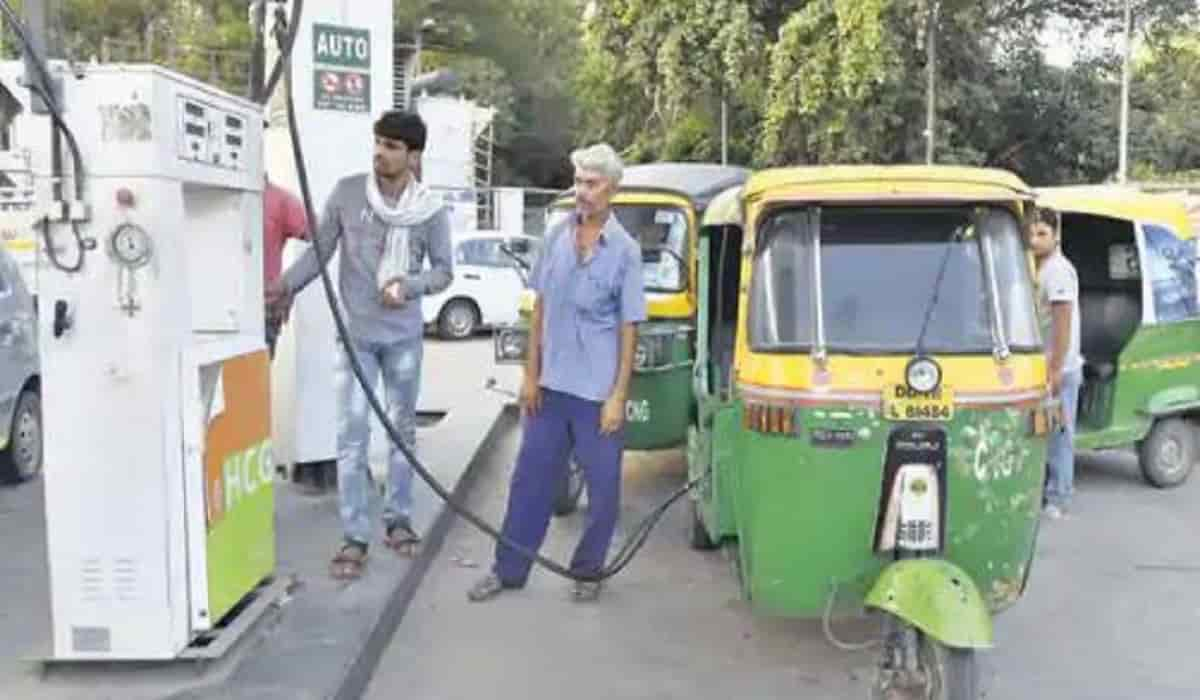 CNG Price Hiked