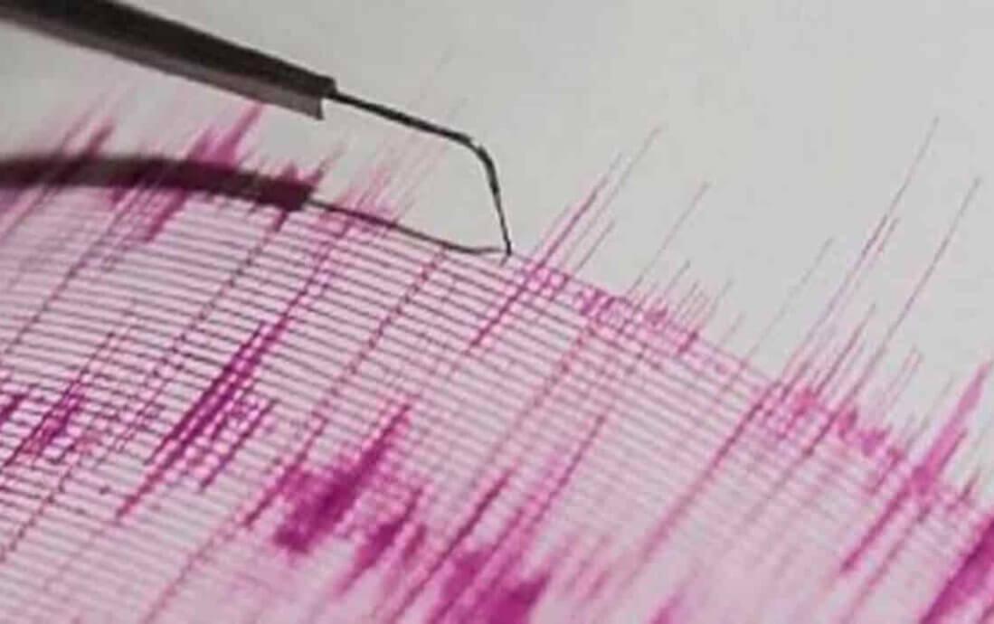 Earthquake of intensity 4.6 hits mizoram