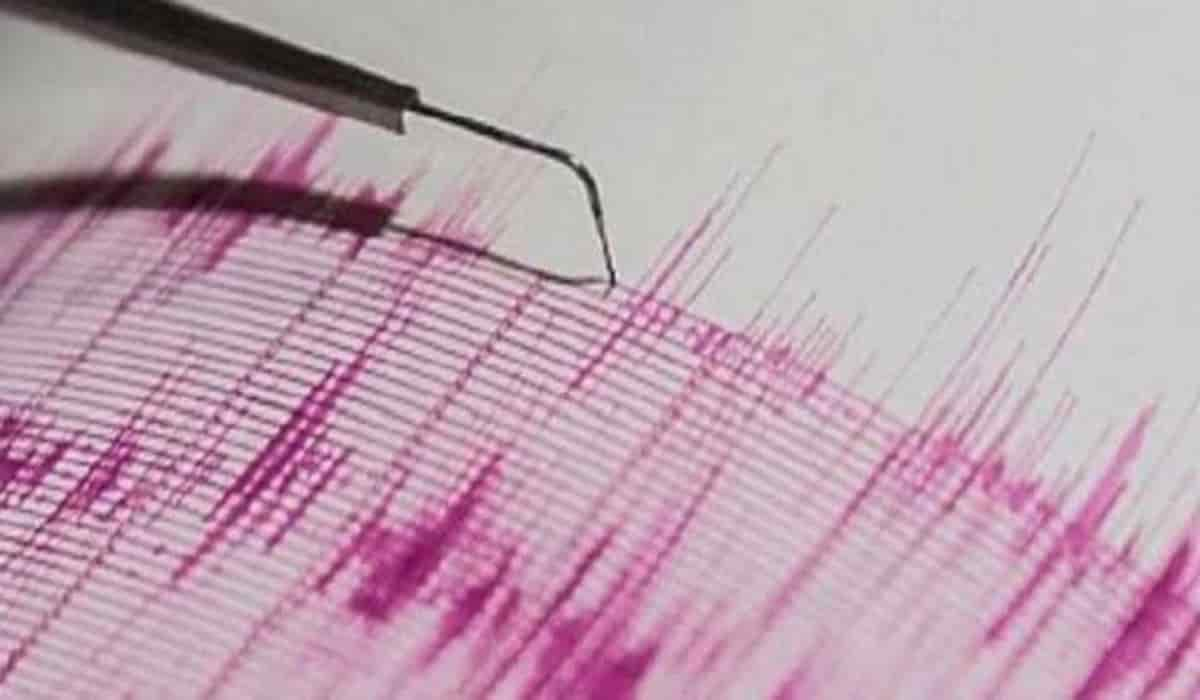 Low intensity earthquake hits jaipur