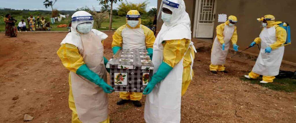 Ebola Virus Hits Congo