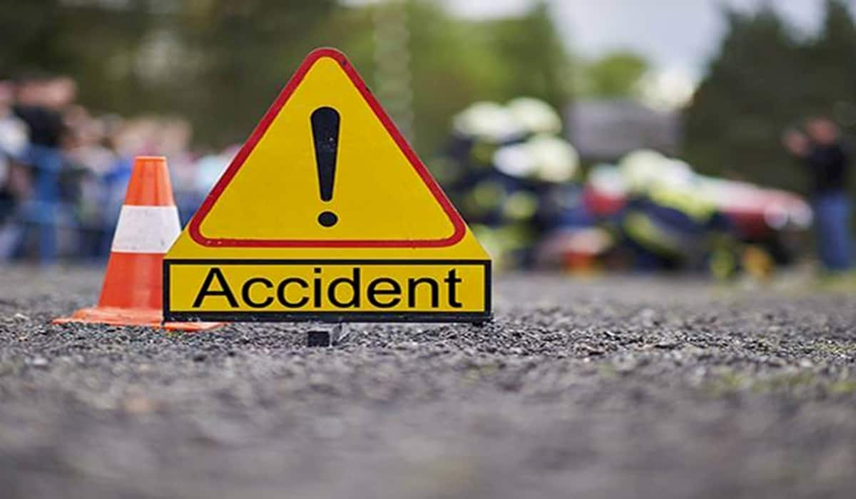 4 Died in a tragic road accident in Hapur