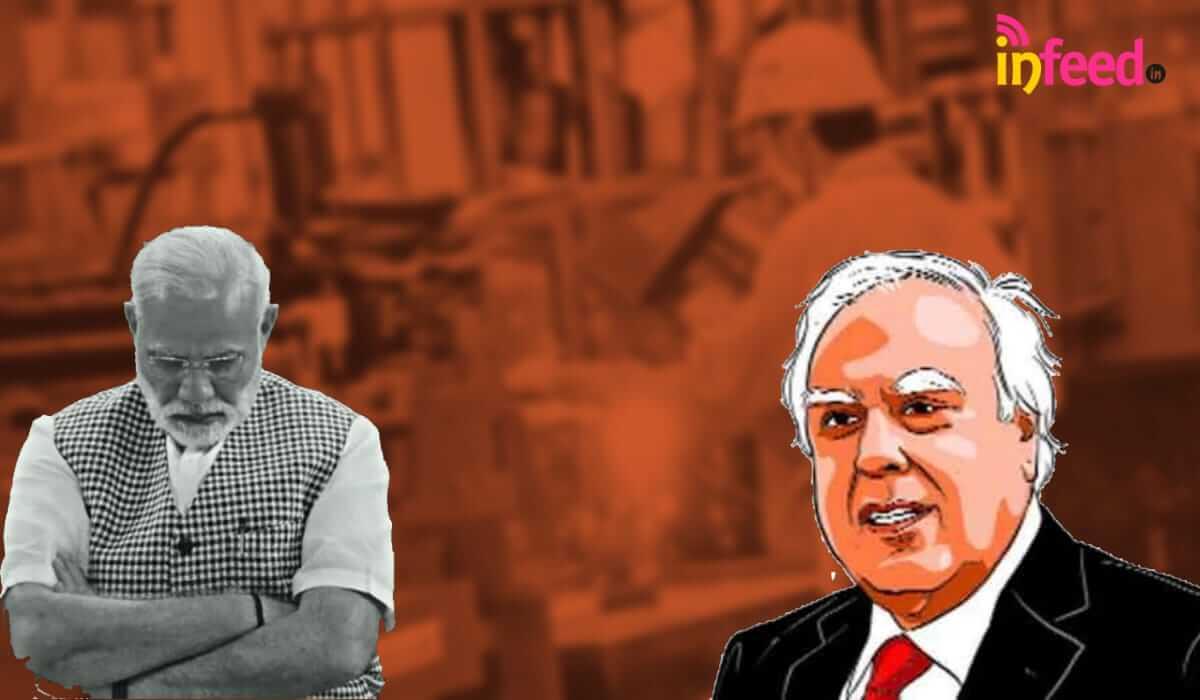 Kapil Sibal Lashes Out