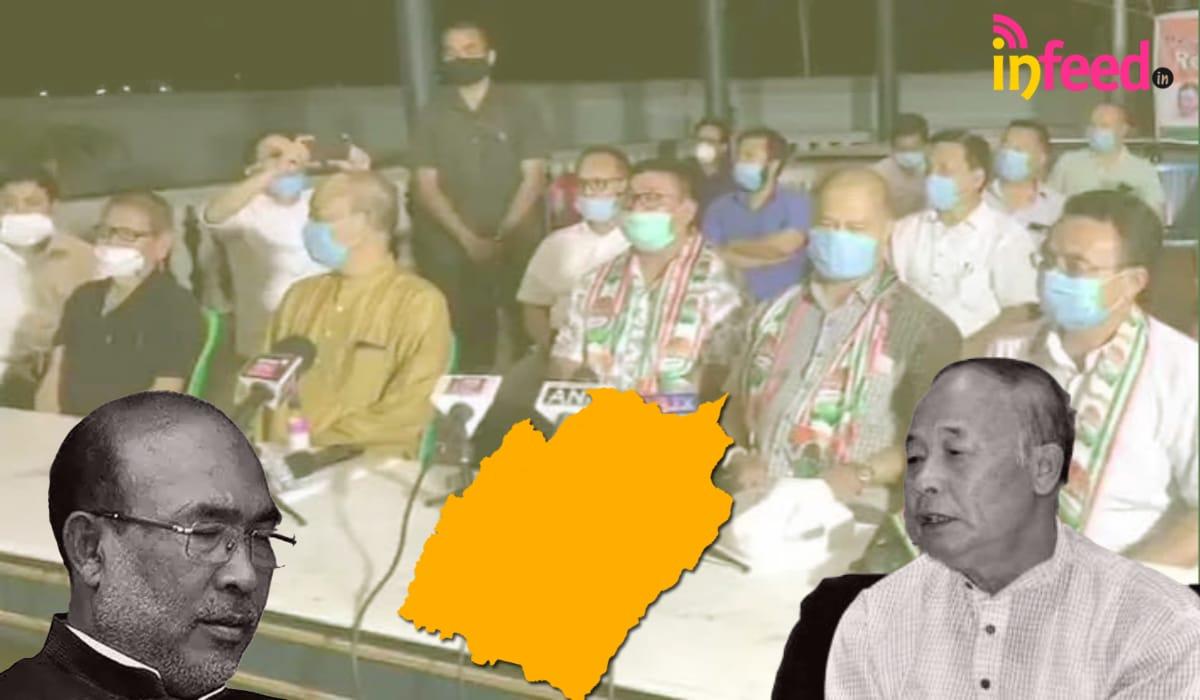 Manipur Politics News