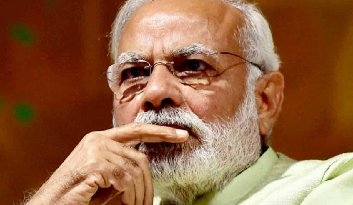Modi Silence