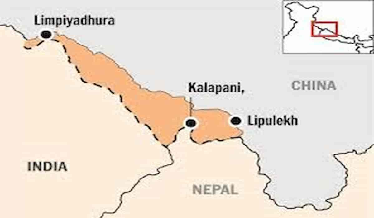 Nepal Upper House approves new map