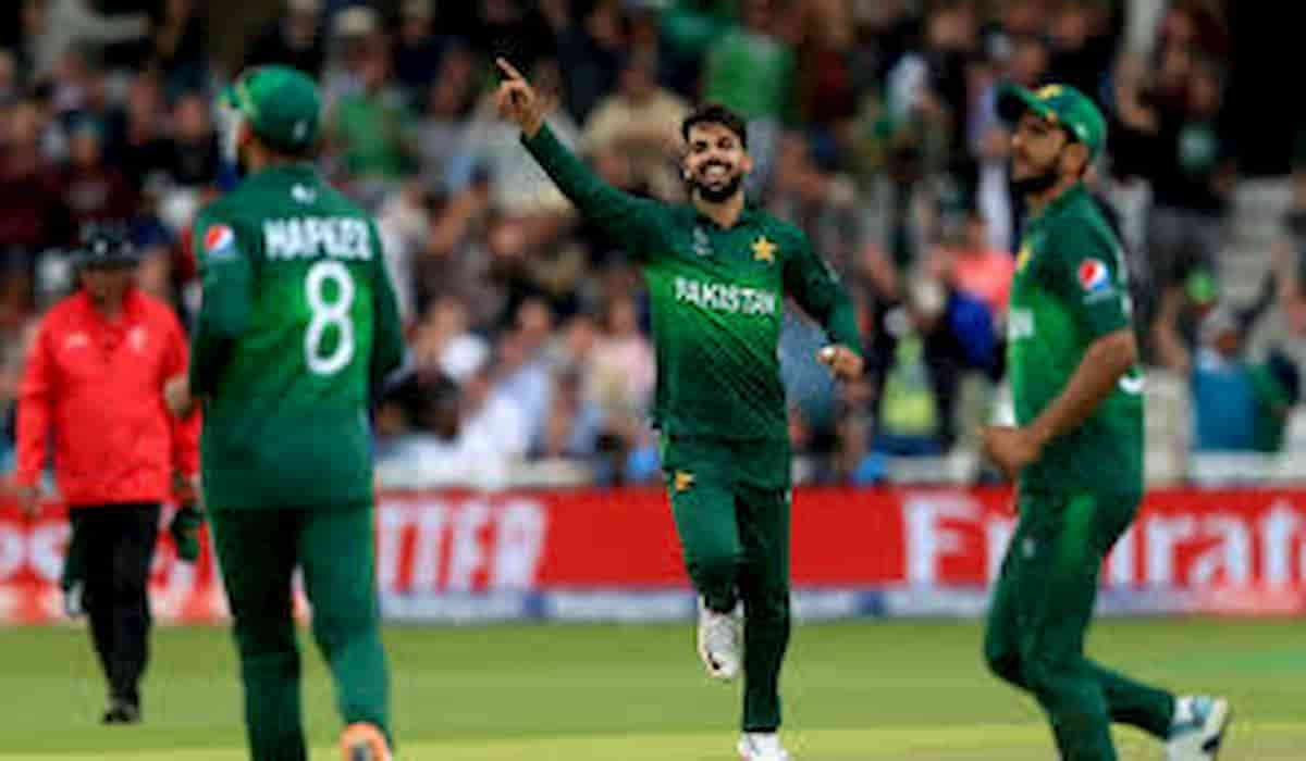 Pakistan Cricket Players Test Positive