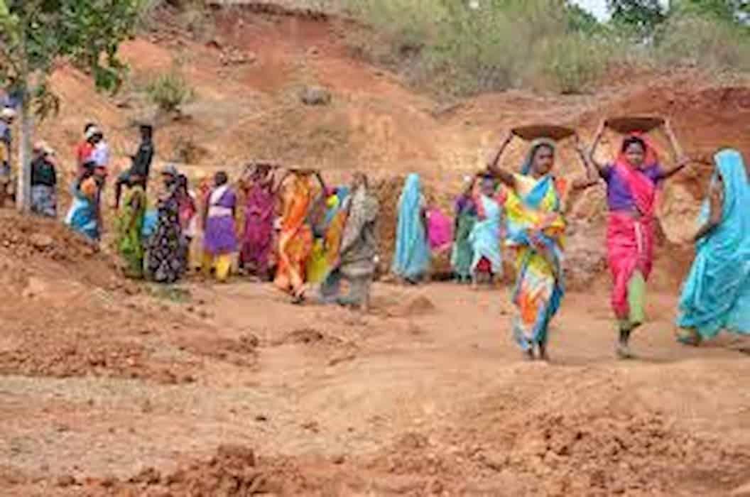 Rajasthan MNREGS