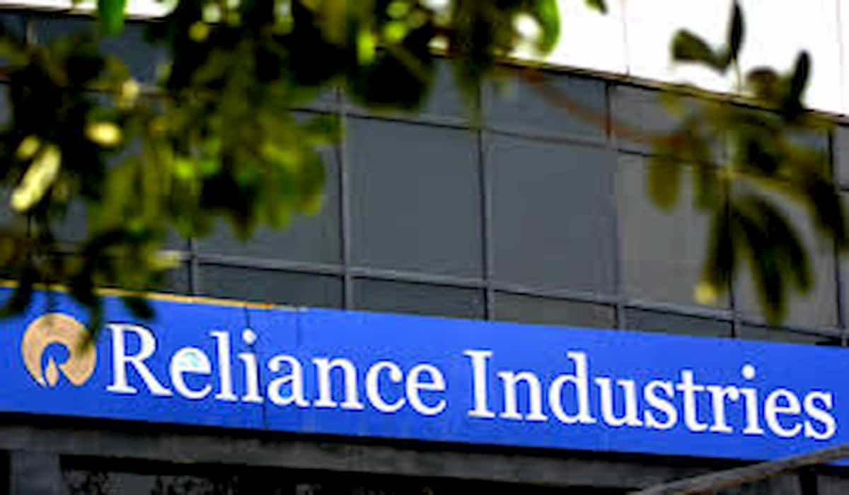 Reliance Industries Market Capitation Increases to 11.5 Lakh Crore