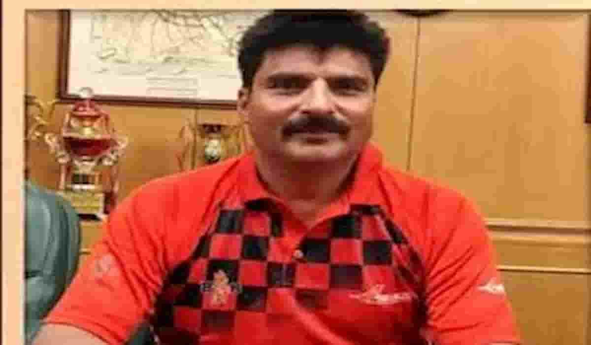 Sanjay Doval Cricketer