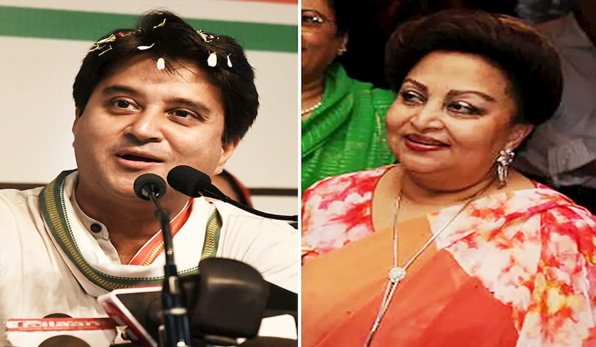 Jyotiraditya Scindia and Mother tests corona positive