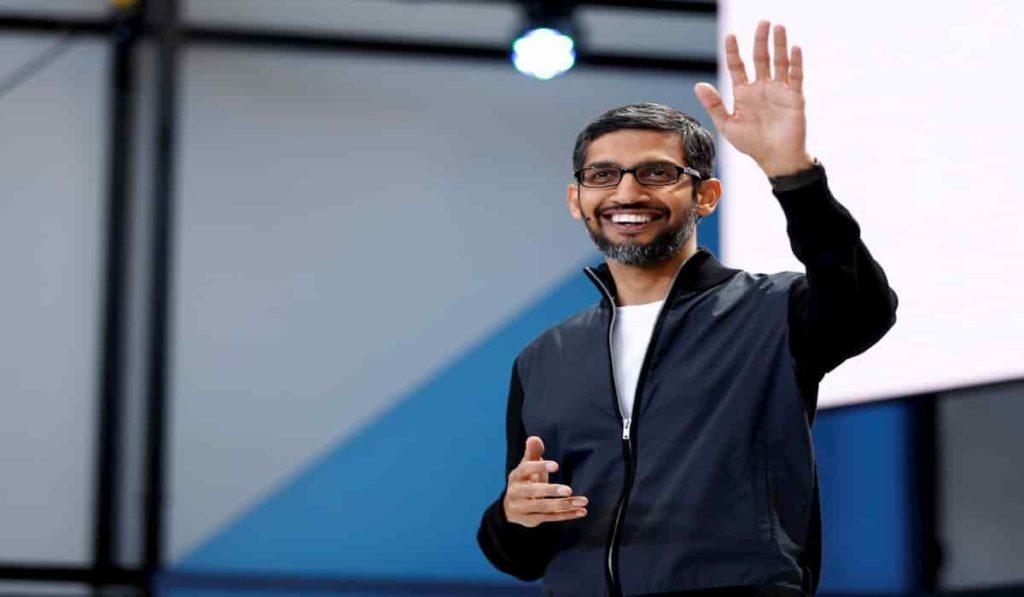 Google Sundar Pichai