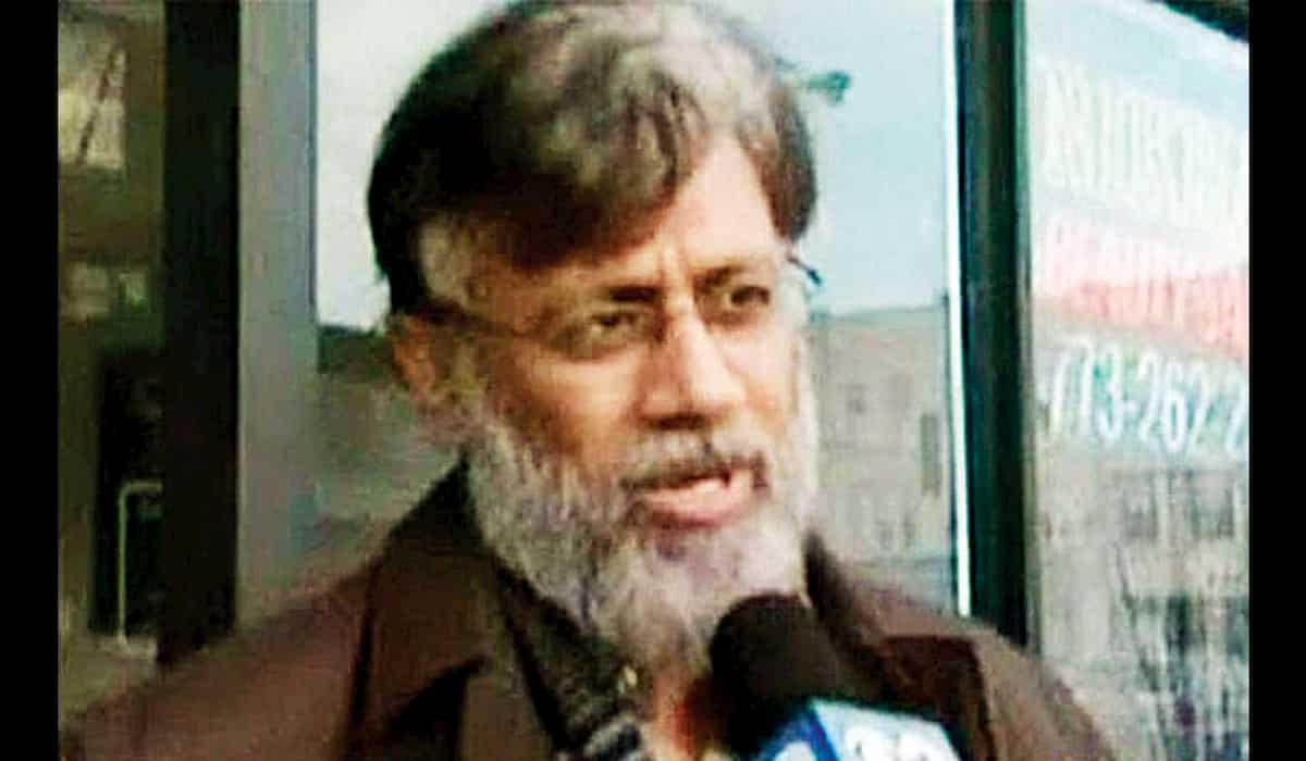 Tahawwur Rana Arrested
