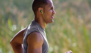 Music Helps Improve Running Performance