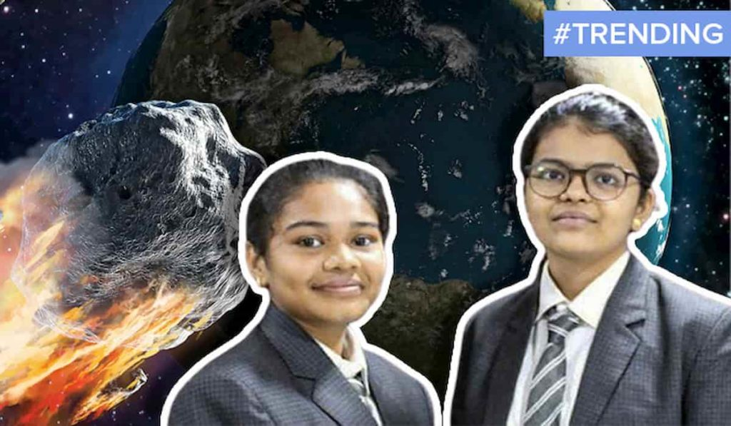 Two Surat Girls Discover Asteroid