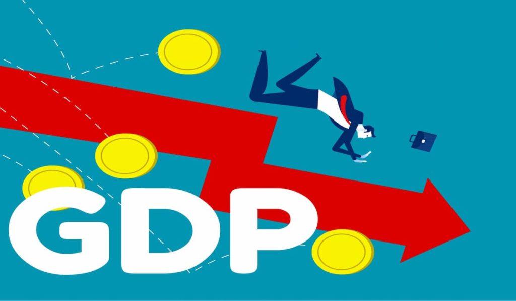 India's GDP Shrank by 23.9%