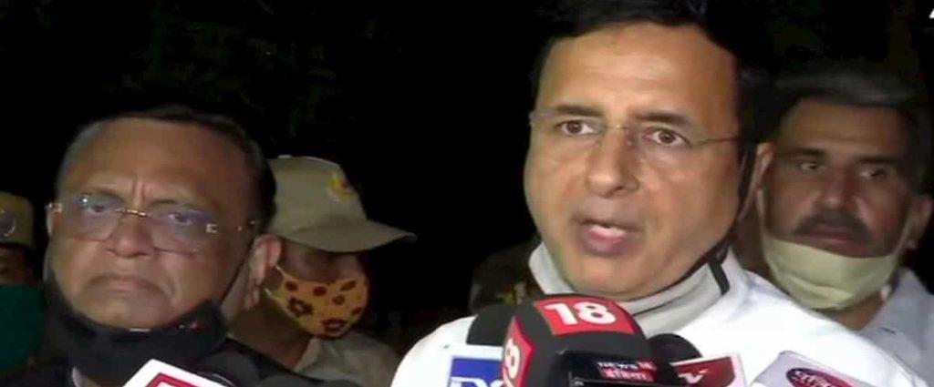 Congress Leader Randeep Surjewala Tests Positive