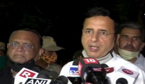 Congress Leader Randeep Surjewala Tests Positive