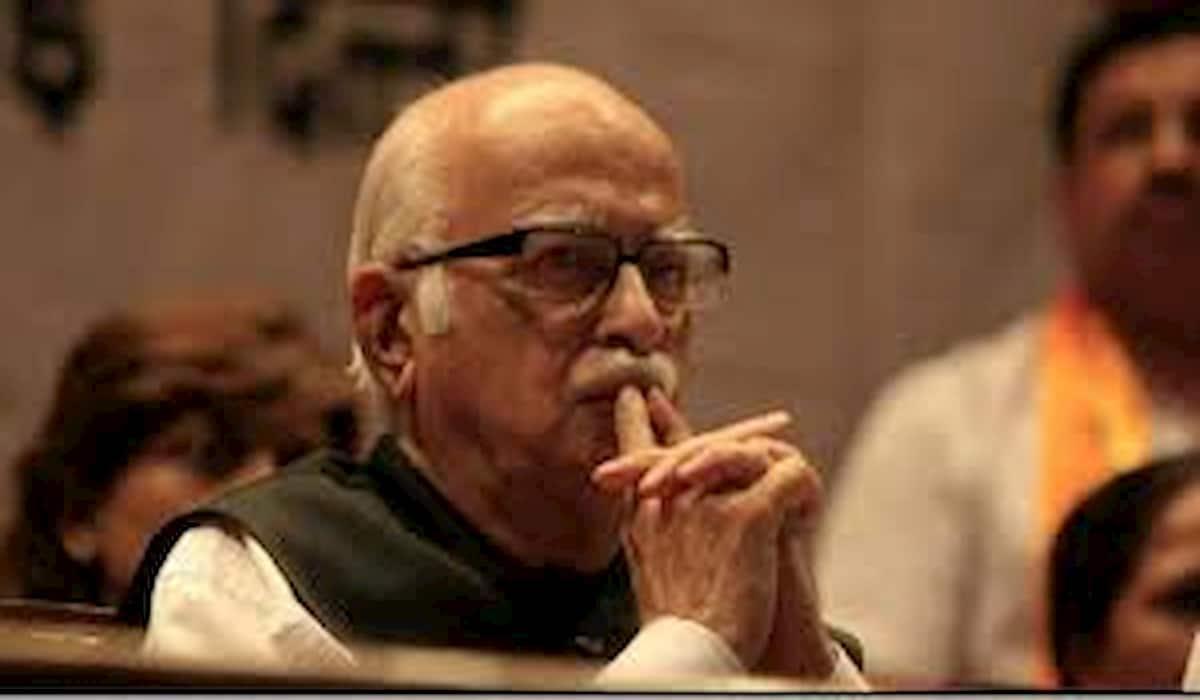 Adwani to Record Statement on Babri on July 24