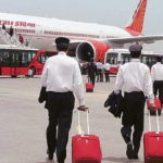 Air India Employees No Salary