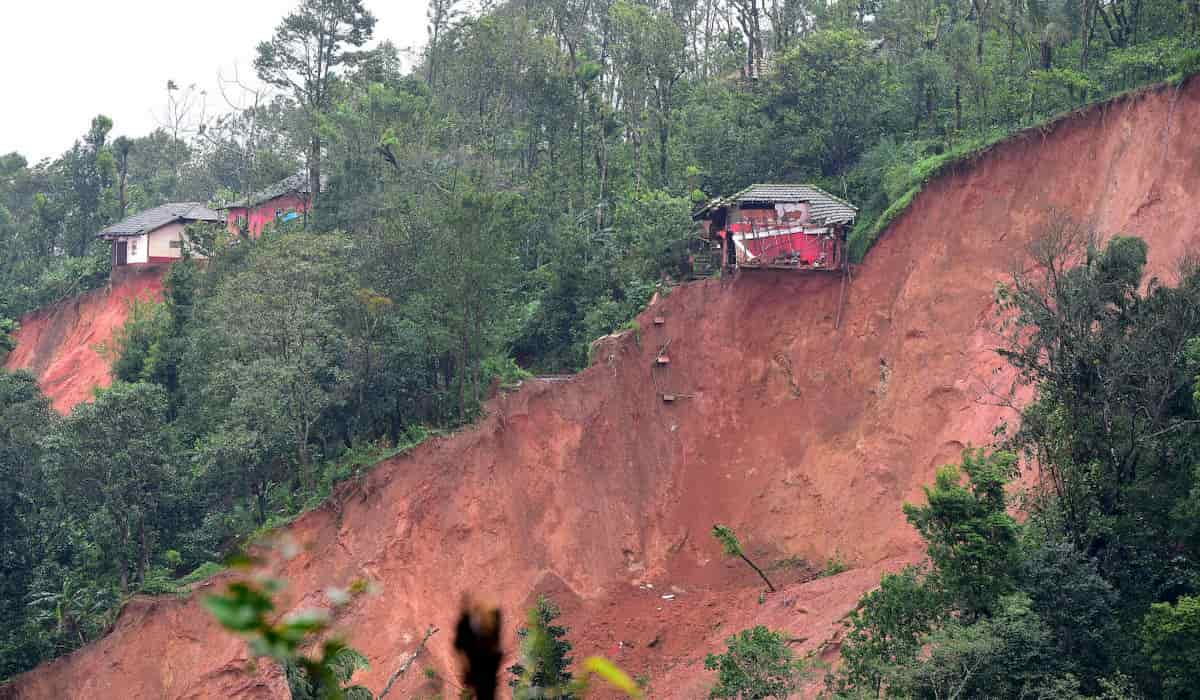Arunachal Pradesh Landslide