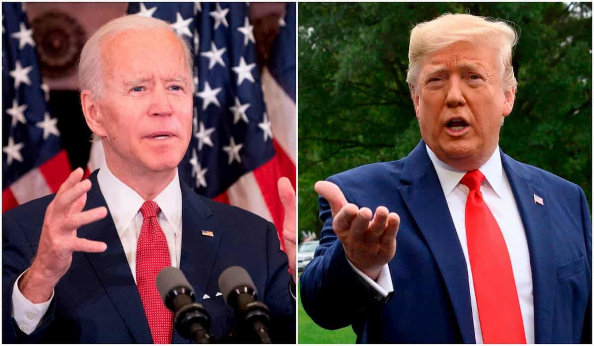 Trump Vs Biden on Supreme Court Judge Post in US Elections