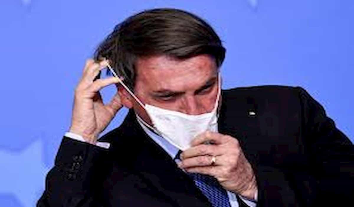 Brazil President Tests Corona Negative