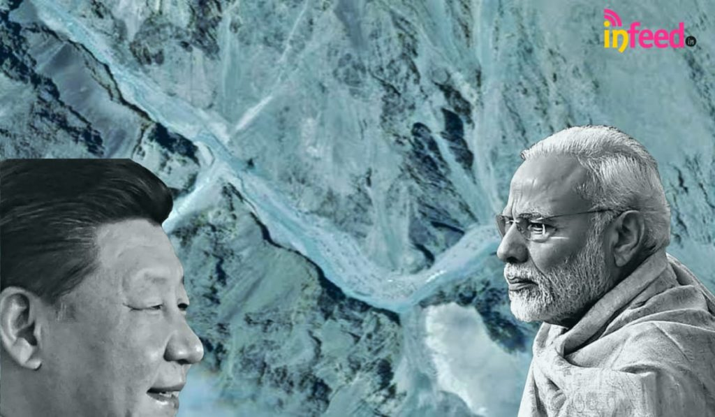 Chinese Soldiers Clashed Yet Again in Eastern Ladakh