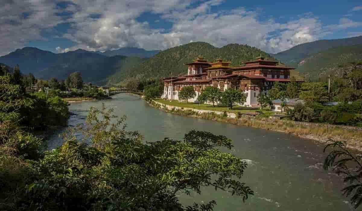 China claims eastern bhutan